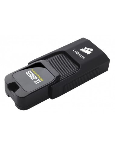 Corsair Voyager Slider X1 16GB USB-muisti USB A-tyyppi 3.2 Gen 1 (3.1 1) Musta Corsair CMFSL3X1-16GB - 1