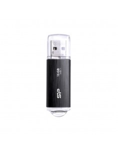Silicon Power Blaze B02 USB-muisti 16 GB USB A-tyyppi 3.2 Gen 1 (3.1 1) Musta Silicon Power SP016GBUF3B02V1K - 1