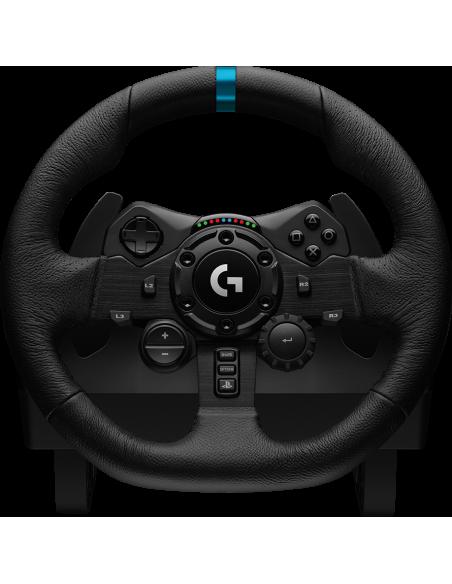 Logitech G G923 Ohjauspyörä + polkimet PC,PlayStation 4 USB Musta Logitech 941-000149 - 2