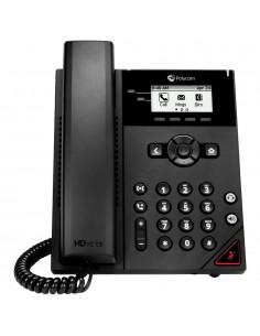 POLY VVX 150 OBi Edition IP-puhelin Musta Johdollinen puhelin LCD 2 linjat Poly 2200-48812-025 - 1