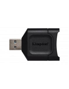 Kingston Technology MobileLite Plus kortinlukija USB 3.2 Gen 1 (3.1 1) Type-A Musta Kingston MLP - 1