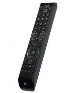 One For All Essence 2 remote control IR Wireless Universal Press buttons Oneforall URC7120 - 1