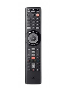 One For All Smart Control 5 fjärrkontroller IR trådlös Ljud, Kabel, DTT, DVD/Blu-ray, Spelkonsol, Hemmabiosystem, IPTV Oneforall