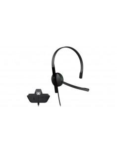 Microsoft S5V-00015 kuulokkeet ja kuulokemikrofoni Pääpanta Musta Microsoft S5V-00015 - 1