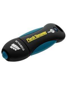 Corsair Voyager V2 USB-muisti 128 GB USB A-tyyppi 3.2 Gen 1 (3.1 1) Musta, Sininen Corsair CMFVY3A-128GB - 1