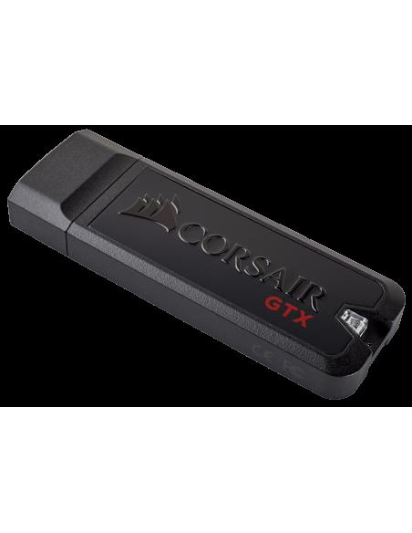 Corsair Flash Voyager GTX USB-muisti 512 GB USB A-tyyppi 3.2 Gen 1 (3.1 1) Musta Corsair CMFVYGTX3C-512GB - 2