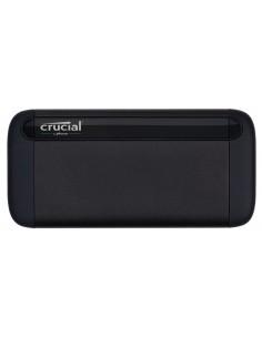 Crucial X8 500 GB Musta Crucial Technology CT500X8SSD9 - 1
