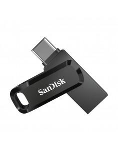 Sandisk Ultra Dual Drive Go USB-muisti 64 GB USB Type-A / Type-C 3.2 Gen 1 (3.1 1) Musta Sandisk SDDDC3-064G-G46 - 1