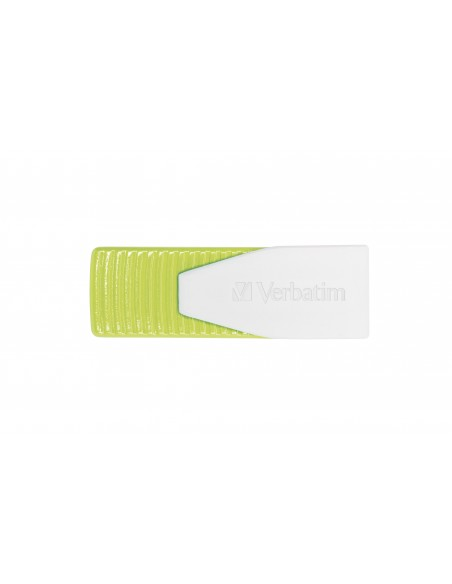 Verbatim Store 'n' Go Swivel USB-muisti 32 GB USB A-tyyppi 2.0 Vihreä Verbatim 49815 - 4
