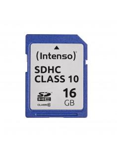 Intenso 16GB SDHC flash-muisti Luokka 10 Intenso 3411470 - 1