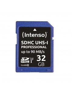 Intenso 32GB SDHC flash-muisti Luokka 10 UHS-I Intenso 3431480 - 1