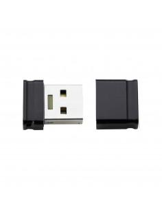 Intenso Micro Line USB-muisti 4 GB USB A-tyyppi 2.0 Musta Intenso 3500450 - 1