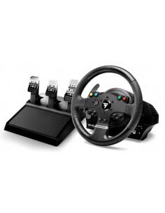 Thrustmaster TMX PRO Ohjauspyörä + polkimet PC, Xbox One Analoginen/Digitaalinen Musta Thrustmaster 4460143 - 1
