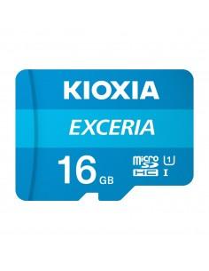 Kioxia Exceria flash-muisti 16 GB MicroSDHC Luokka 10 UHS-I Kioxia LMEX1L016GG2 - 1