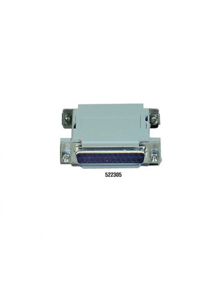 Black Box 522305 kaapeli liitäntä / adapteri DB25 Harmaa Black Box 522305 - 2