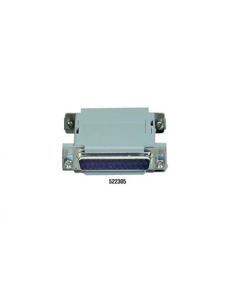 Black Box 522306 DB25 Harmaa kaapeli liitäntä / adapteri Black Box 522306 - 2