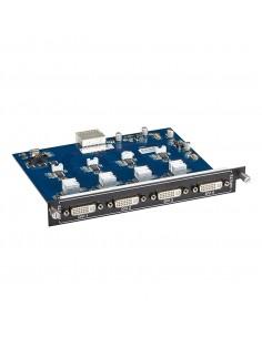 Black Box AVS-4I-DVI liitäntäkortti/-sovitin DVI-D Sisäinen Black Box AVS-4I-DVI - 1