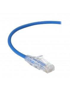 Black Box C6APC28-BL-03 verkkokaapeli 0.9 m Cat6a U/UTP (UTP) Sininen Black Box C6APC28-BL-03 - 1