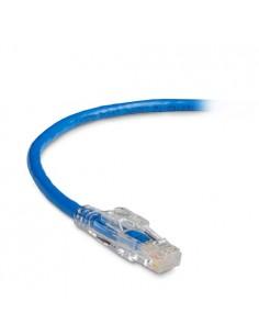 Black Box C6PC60-BL-02M verkkokaapeli 2 m Cat6 U/UTP (UTP) Sininen Black Box C6PC60-BL-02M - 1