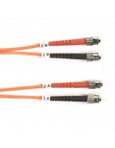 Black Box EFE353FD-040M valokuitukaapeli 40 m LSZH OM3 ST Black Box EFE353FD-040M - 1
