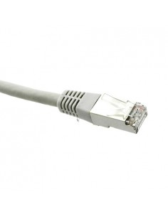 Black Box EVE635-01M verkkokaapeli 1 m Cat6 S/FTP (S-STP) Beige Black Box EVE635-01M - 1
