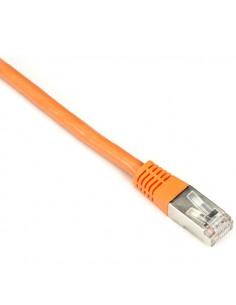 Black Box 0.3m SSTP CAT.6 verkkokaapeli 0.3 m Cat6 S/FTP (S-STP) Oranssi Black Box EVNSL0272OR-0001 - 1