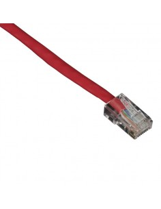Black Box GigaBase 350 Cat5e UTP 2.1m verkkokaapeli 2.1 m U/UTP (UTP) Punainen Black Box EVNSL53-0007 - 1