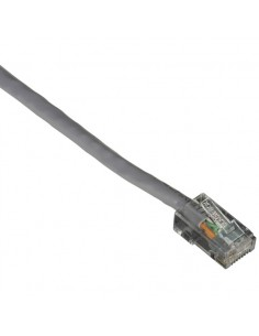 Black Box GigaTrue Cat6 UTP 2.1m verkkokaapeli 2.1 m U/UTP (UTP) Harmaa Black Box EVNSL620-0007 - 1