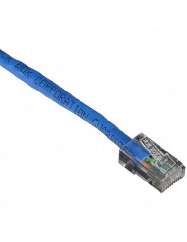Black Box GigaTrue Cat6 UTP 0.3m verkkokaapeli 0.3 m U/UTP (UTP) Sininen Black Box EVNSL621-0001 - 1