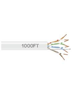 Black Box EYN853A-PB-1000 verkkokaapeli 304.8 m Cat5e Valkoinen Black Box EYN853A-PB-1000 - 1