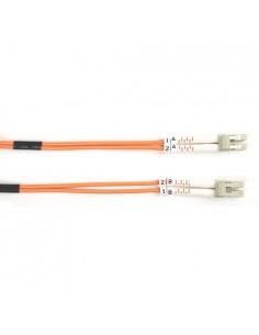 Black Box FO625-LSZH-002M-LCLC valokuitukaapeli 2 m OM1 LC Oranssi Black Box FO625-LSZH-002M-LCLC - 1