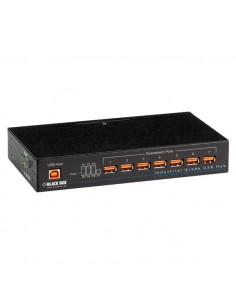 Black Box ICI207A keskitin 480 Mbit/s Musta Black Box ICI207A - 1