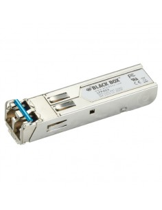 Black Box LFP403 Valokuitu 1310nm 155Mbit/s SFP lähetin-vastaanotinmoduuli Black Box LFP403 - 1