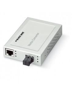 Black Box LMCS203AE-SC20 verkon mediamuunnin 100 Mbit/s Yksittäistila Valkoinen Black Box LMCS203AE-SC20 - 1