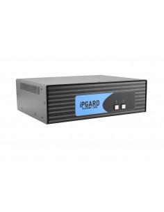 Smart-AVI SUHN-2D KVM-kytkin Musta Black Box SS2P-DH-HDMI-U - 1