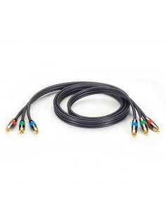 Black Box RCA - 9.8m komponentti (YPbPr) videokaapeli 9.8 m 3 x Musta Black Box VCB-3RCA-0003 - 1