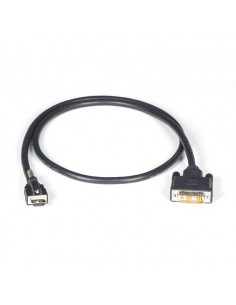 Black Box HDMI - DVI 1m DVI-D Musta Black Box VCL-HDMIDVI-001M - 1