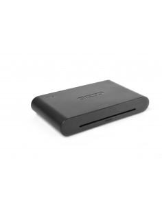Sitecom USB 2.0 ID Card Reader kortinlukija Musta Sitecom MD-064 - 1