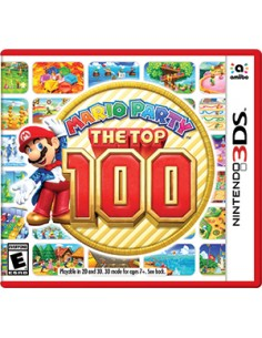 Nintendo Mario Party: The Top 100 New 3DS Perus Monikielinen Nintendo 2239340 - 1