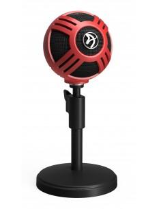 Arozzi Sfera Table microphone Musta, Punainen Arozzi SFERA-RED - 1