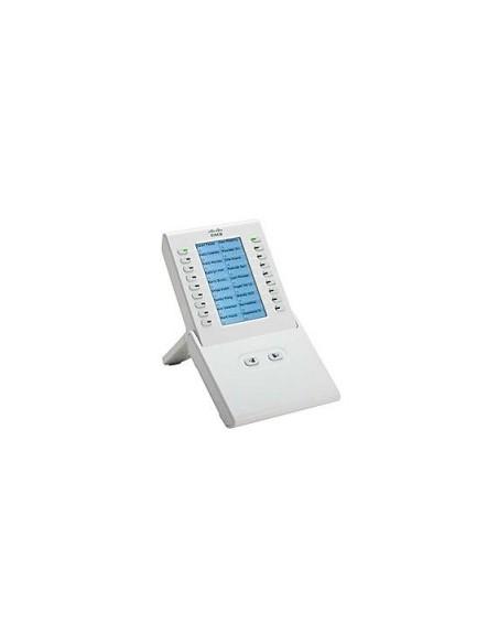 Cisco 8800 IP-puhelin Valkoinen TFT Cisco CP-BEKEM-W= - 2