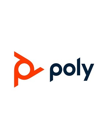 Poly Partner Adv 1yr Ccx 500 Businessvcs Media Phone In Poly 4877-49720-716 - 1