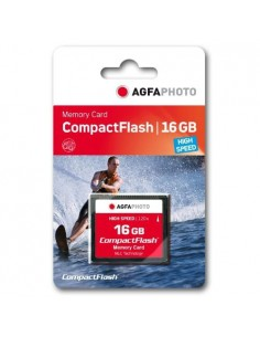 AgfaPhoto Compact Flash, 16GB flash-muisti CompactFlash Agfaphoto 10434 - 1