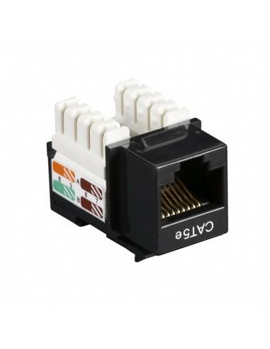 Black Box 5x Value Line Cat5e Black Box CAT5EJ-BK-5PAK - 1