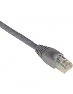 Black Box CAT5e UTP 3m verkkokaapeli U/UTP (UTP) Harmaa Black Box EVCRB80-0010 - 1