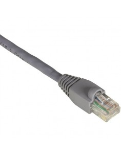 Black Box CAT5e UTP 6m verkkokaapeli U/UTP (UTP) Harmaa Black Box EVCRB80-0020 - 1