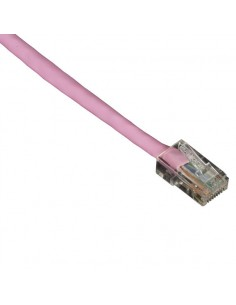 Black Box Cat5e 0.3m U/UTP (UTP) Vaaleanpunainen verkkokaapeli Black Box EVNSL56-0001 - 1