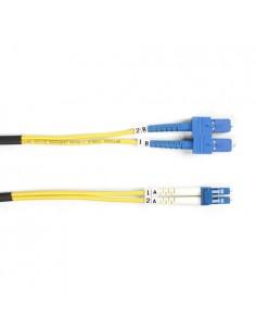 Black Box FOSM-LSZH-010M-SCLC valokuitukaapeli 10 m OS2 SC LC Keltainen Black Box FOSM-LSZH-010M-SCLC - 1