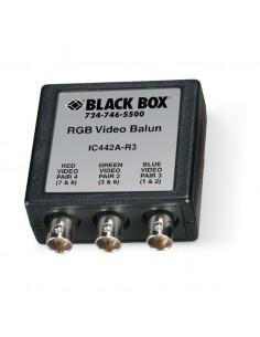 Black Box IC442A-R3 AV-signaalin jatkaja AV-lähetin Musta Black Box IC442A-R3 - 1