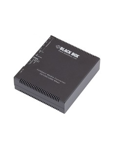 Black Box LGC5150A 1000Mbit/s Musta verkon mediamuunnin Black Box LGC5150A - 1